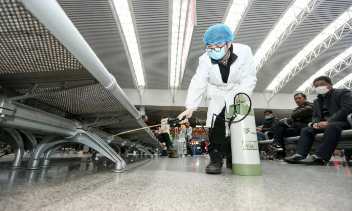 Strict hygiene measures in various regions of China
