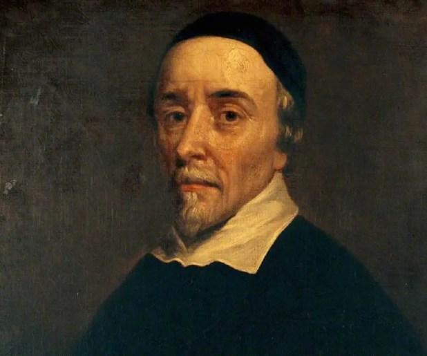 لوحة زيتية تجسد الطبيب الإنجليزي ويليام هارفي