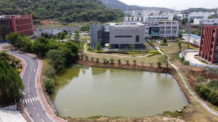 Wuhan Institute (France Press)