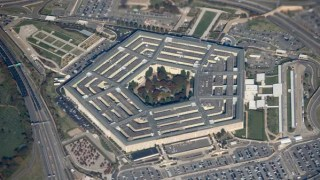 US military increases protection at Pentagon, bases in Washington DC | Al  Arabiya English