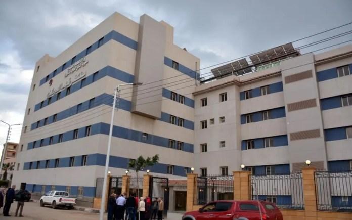 Qaha Central Hospital
