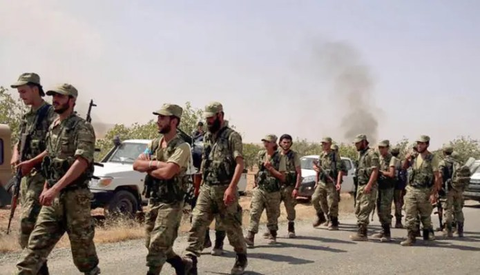 Syrian mercenaries in Libya sent by Turkey