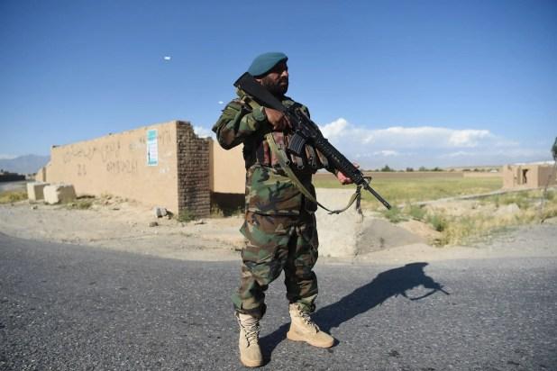 عنصر من حركة طالبان في أفغانستان - أرشيفية
