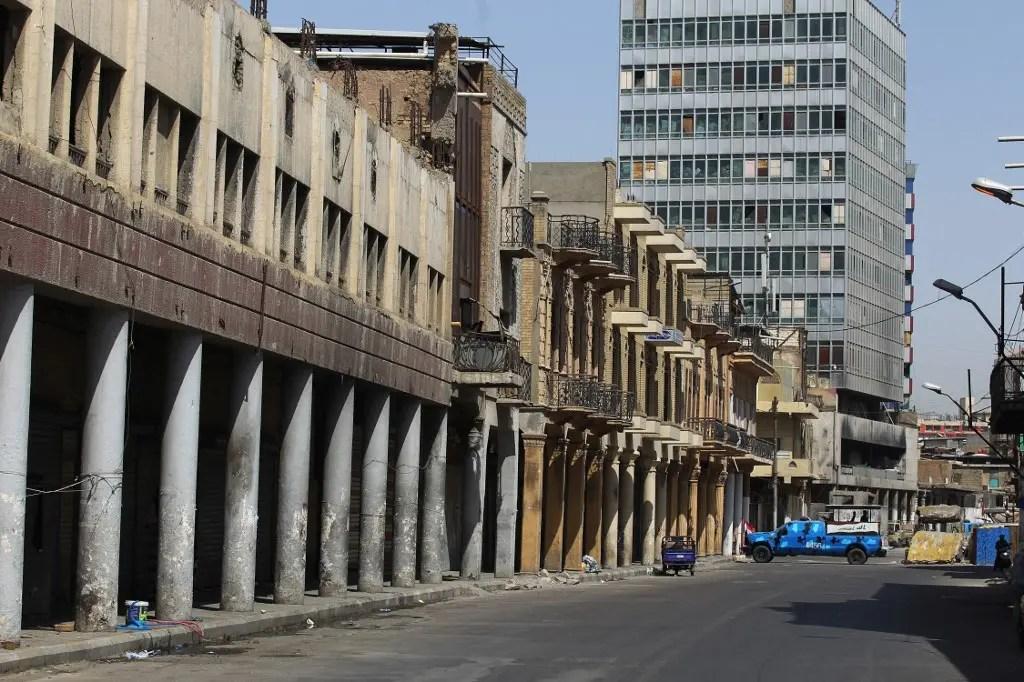 من بغداد - فرانس برس
