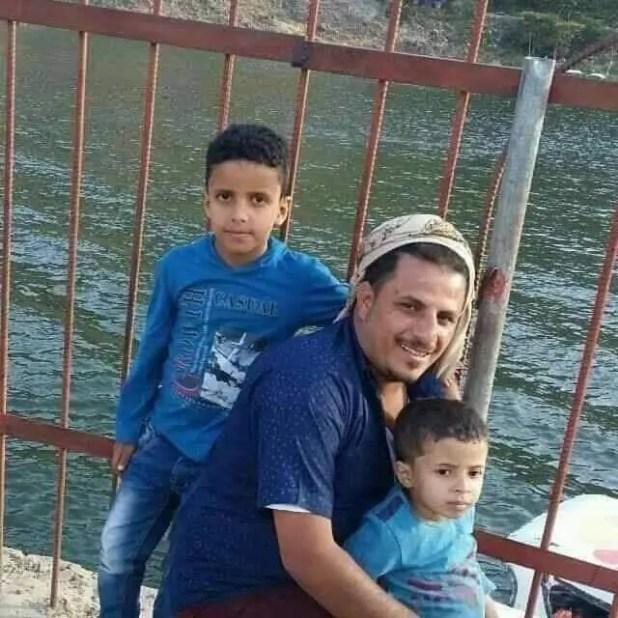السائق وأطفاله الذين جرفهم السيل- أرشيفية