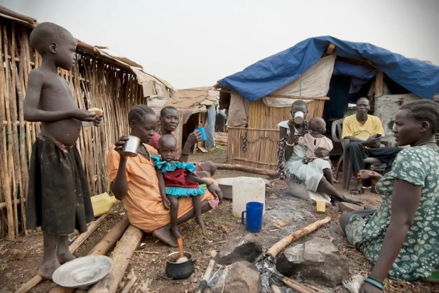 من جنوب السودان - تعبيرية