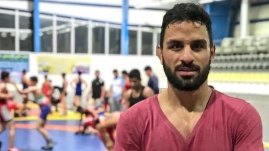 Iran executes wrestler Navid Afkari over alleged stabbing of guard: Reports  | Al Arabiya English