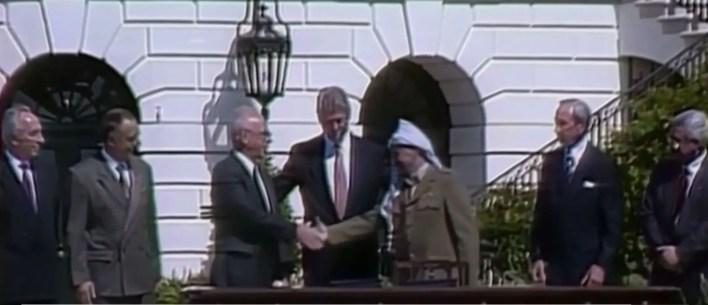 قصة حديقة البيت الأبيض مع توقيع اتفاقات السلام