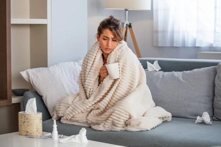موسم الإنفلونزا
