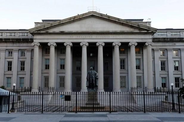 وزارة الخزانة الأميركية التي عادةً ما تفرض عقوبات على إيران