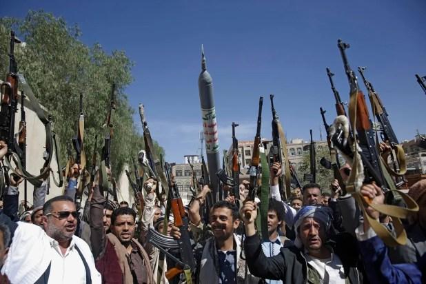 من عناصر ميليشيا الحوثي الإرهابية
