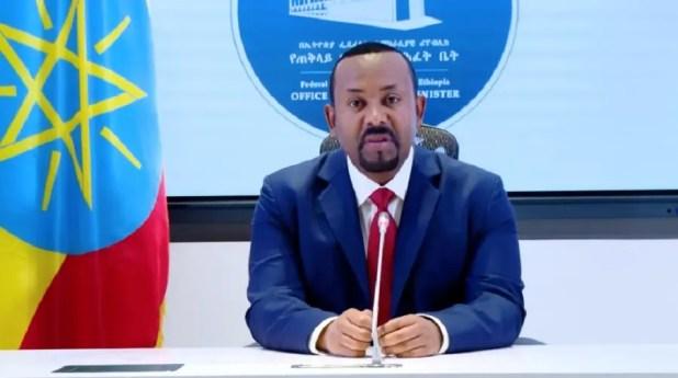 رئيس الحكومة الإثيوبي أبي أحمد
