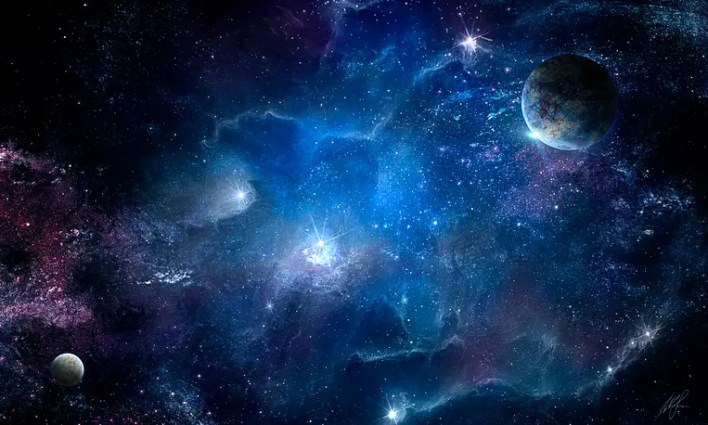 الكون (آيستوك)