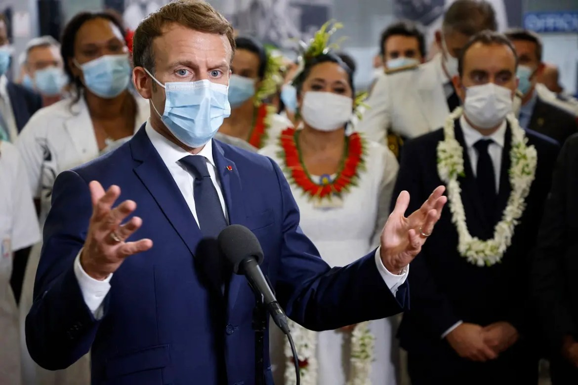 France is co-organizing the meeting, which is expected to discuss a regional water crisis, the war in Yemen and a severe economic and political crisis in Lebanon that has brought the country to the point of collapse. (File photo: AFP)