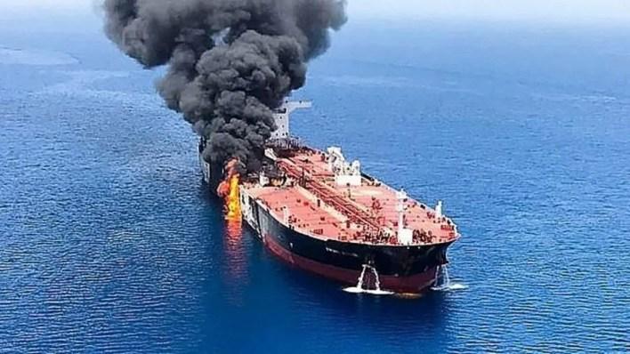 الناتو يدين الهجوم على الناقلة ويعرب عن قلقه من أفعال إيران