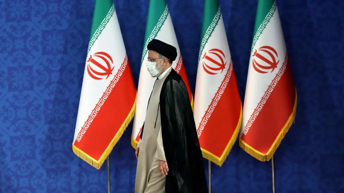 Iran's Ebrahim Raisi to be sworn in as president Aug. 5