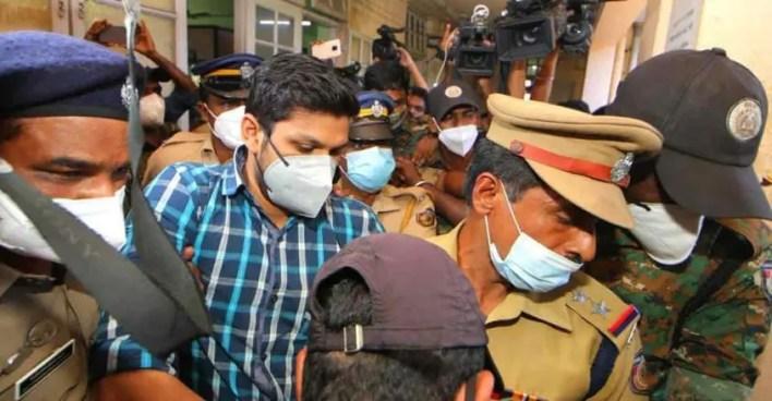 سوراج كومار في المحكمة