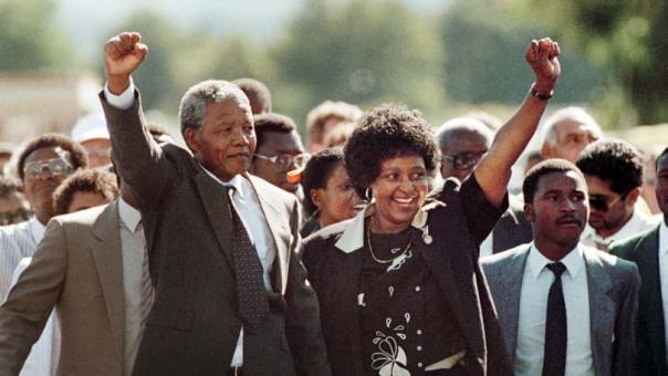 Image result for 1990 nelson mandela