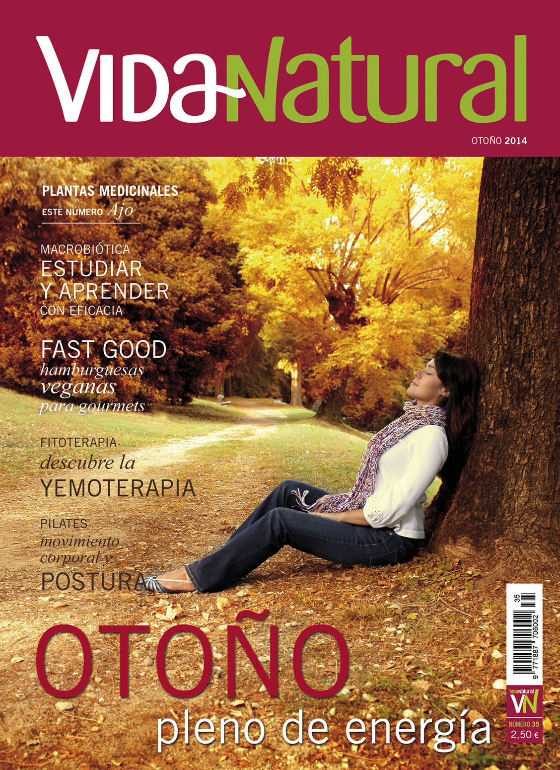 Revista Vida Natural nº 35