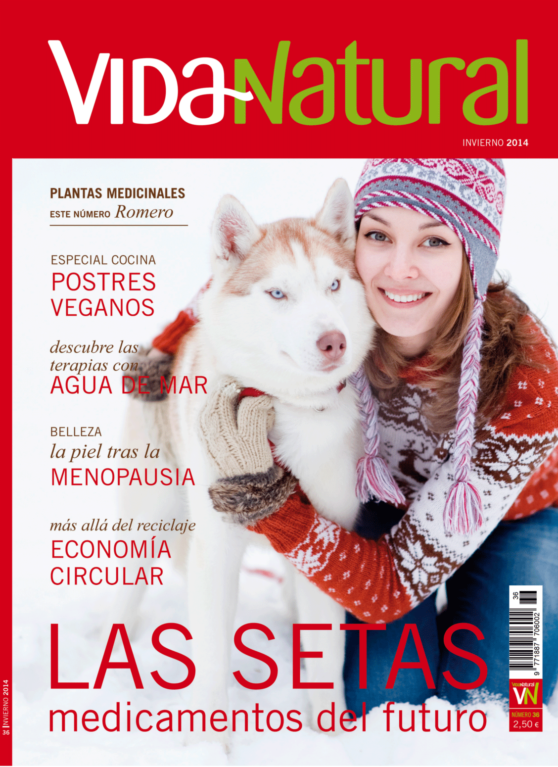 Revista Vida Natural nº 36