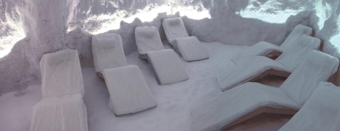 Haloterapia – Salud y relax en cuevas de sal