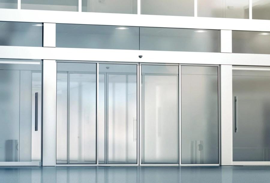 puertas automáticas de emergencia
