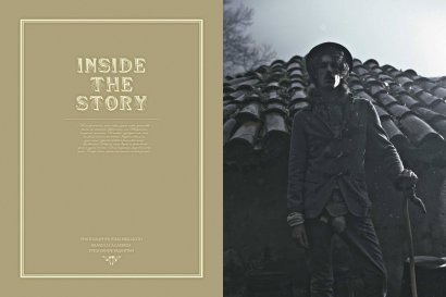 Inside story by Luca Larenza