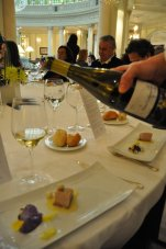 Hotel Palace Wine service