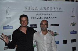David Dalmau y Guillermo Lopez