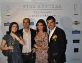 Espido Freire, Guillermo Lopez, Isabel Prinz, Ramon Freixa, Vida Austera