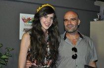 Brianda Fitz James Stuart y Guillermo Lopez