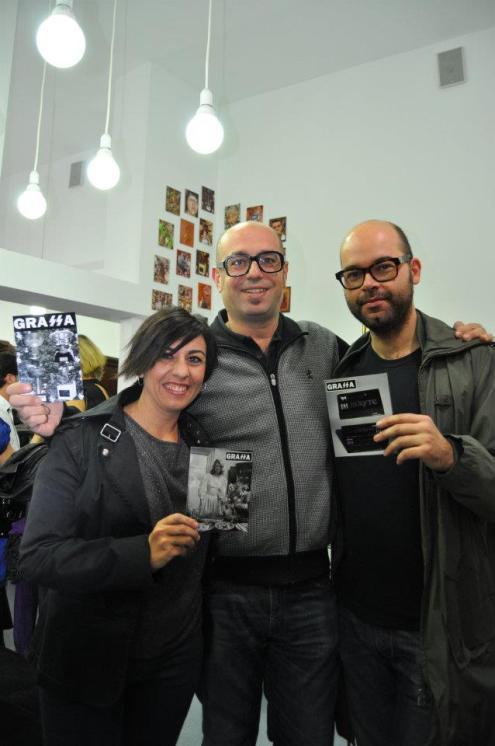 Evaristo Jesus,Estrella Sarmiento & Luis Landeira