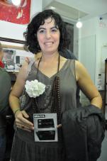 la enologa Raquel Pardo