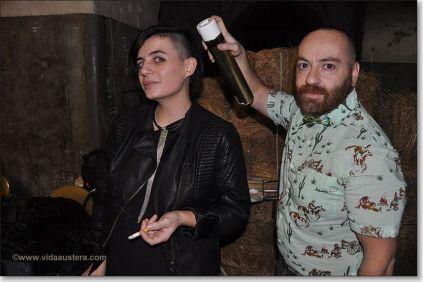 Farrandemora & Sonia Giordani Hairspray