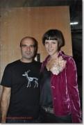Guillermo Lopez & Roxane Mercerat