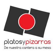 Platos y Pizarras