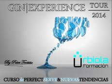 Gin experience Tour 2014