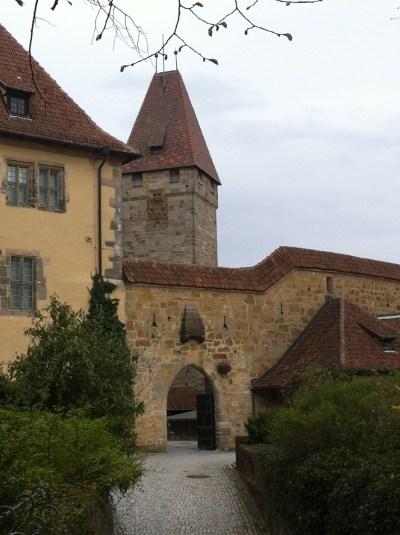 Vidaaustera guillermo lopez Burg Coburg castillo medad edia