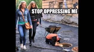 Feminismo - Maltrato al hombre