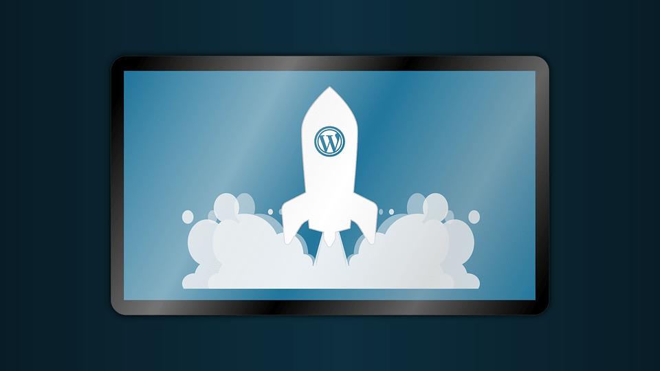 blog WordPress como criar um blog