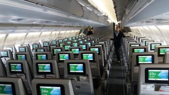 azafata de vuelo requisitos