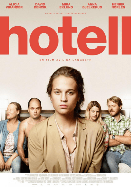 Escapar… la terapia que recomienda Hotell