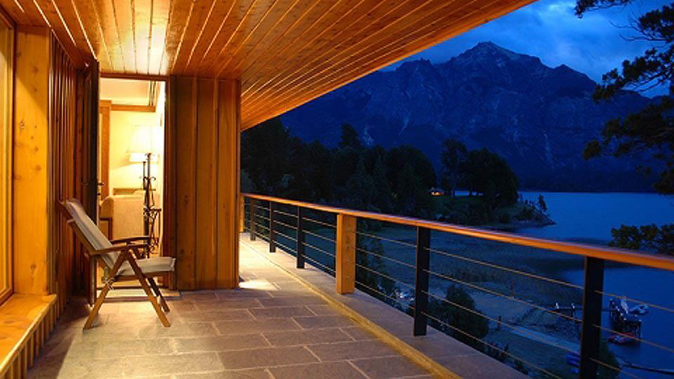 La suite donde Obama pasó unas horas en Bariloche
