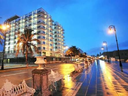 #miprimerhotel Emporio Veracruz
