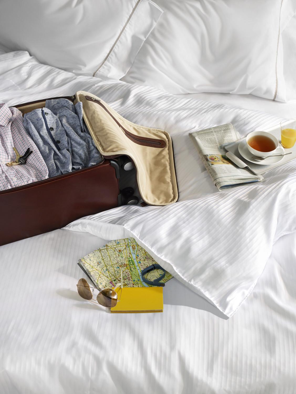 Dormir en el cielo: la cama del Westin