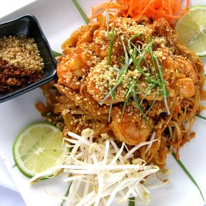 Receitas Orientais - Pad thai