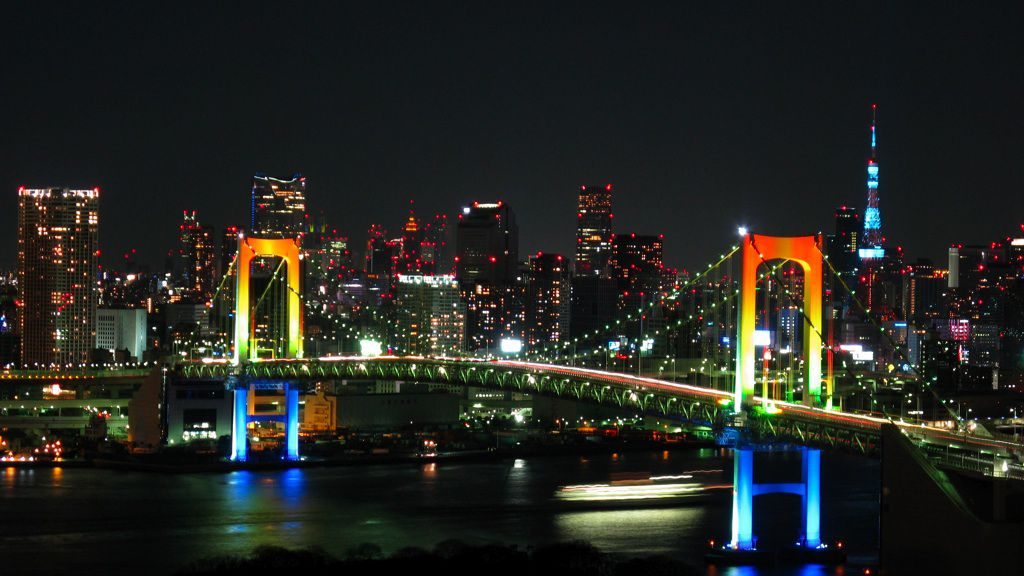 odaiba-rainbow-bridge