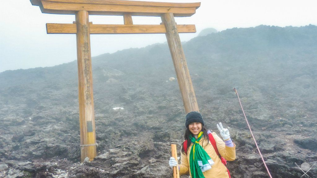 Japão Monte Fuji Escalada