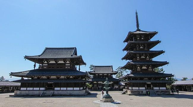 Horyuji Nara