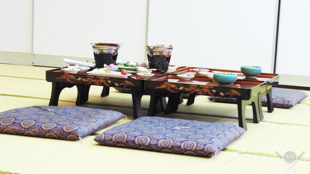 Hiroshima cafe tradicional ryokan